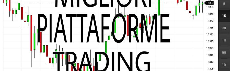Quali sono le migliori piattaforme trading online