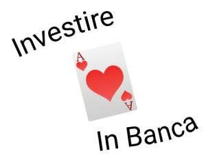 immagini su come investire i risparmi in banca