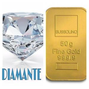 Come investire 5000 euro in oro o diamante