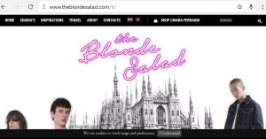 Fashion blogger ottima attività imprenditoriale