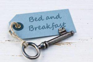 Avviare un Bed and Breakfast e b&b