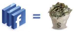 Fare soldi con Facebook