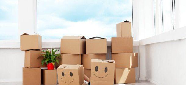 Organizzare un Trasloco di Casa da Soli