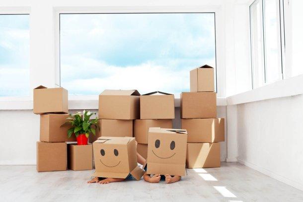Come organizzare un trasloco di casa da soli - Come organizzare un trasloco di casa ...