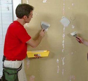 Come eliminare le crepe nei muri interni e pareti