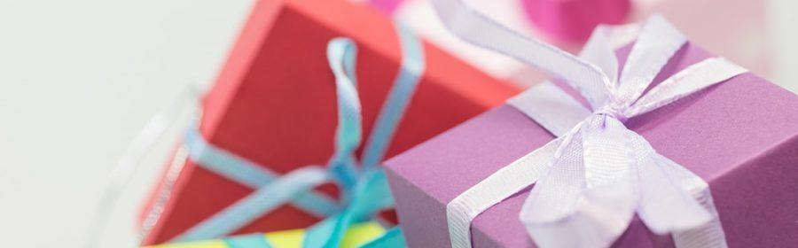 cosa regalare ai bimbi invitati ad un Compleanno