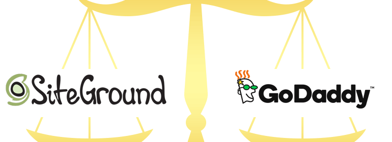 Godaddy.com vs Siteground.com