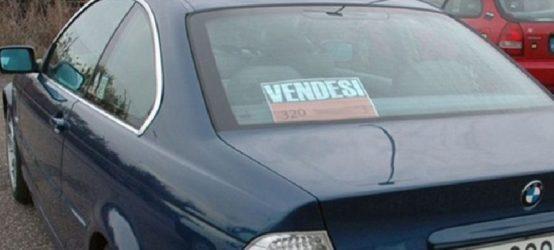 Come vendere la propria auto online velocemente