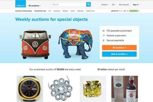 I 5 migliori siti per vendere online for Siti di collezionismo