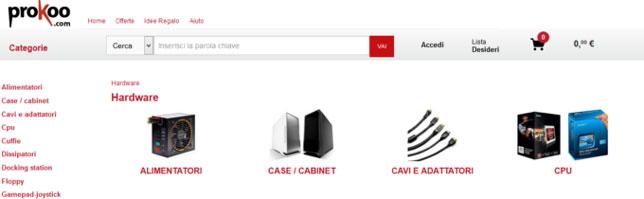 Come scegliere il miglior sitoper acquistare Componenti PC