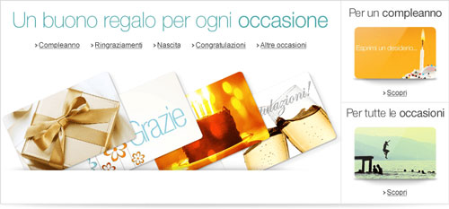Dove Acquistare Buoni Regalo Coupon di Amazon
