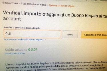 Dove Comprare Buoni Regalo Amazon